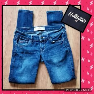 1R Juniors Hollister Skinny Jean